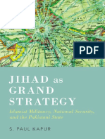 Jihad as Grand Strategy _ Islamist Militancy, National Security, And the Pakistani State ( PDFDrive.com )