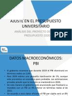 1569861752 Informe Presupuesto 2020