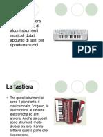Tastiera (appunti)