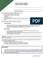 5e lesson plan erosion  wstokley