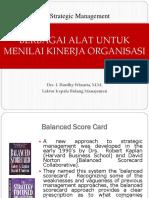 TM 13 EVALUASI STRATEGI - BALANCED SCORE CARD.ppt