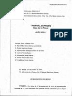 El Suprem desestima la petició de la defensa de Junqueras d'ajornar la sentència