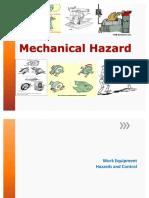 Mechanical Hazard