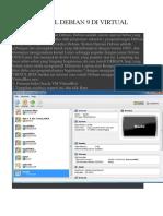 Cara Install Debian 9 Di Virtual Box-converted