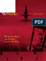 WeStudio Presentation