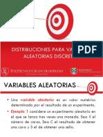 SEMANA 5 Distribuciones para variables aleatorias discretas BINOMIAL.pptx