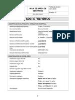 Cobre Fosforico Hds