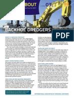 Facts About Backhoe Dredgers