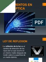 Fundamentos en Fibra Optica