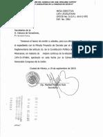 Ley reglamentaria del  artículo 3o. de la Constitución Mexicana
