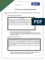 Guia de inicio Basico Excel