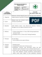 Penyampaian Informasi Di Pendaftaran