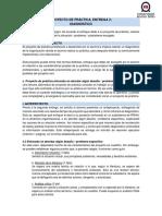 Entregas Proyecto de Práctica 2019