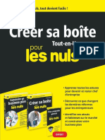 Creer sa boite pour les nuls