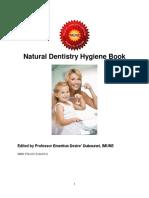 Natural Dentistry Hygiene Book