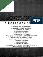 Revista Pergunte e Responderemos Ano XLVII No 533 Novembro de 2006