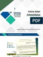 Semana Acadêmica UFT - Alcy