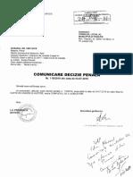 Adresa Nr. 1220 Din 07.2019 - ICCJ Bucuresti - Dosar Nr. 299.1.2018(1) - Agrocomplex