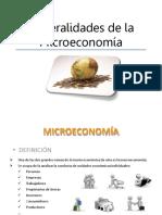 MACROECONOMIA , MICROECONOMIA