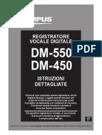 DM-550_DM-450_MANUAL_IT.