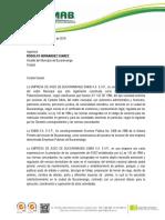 Propuesta Economica Parques 2019