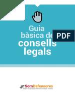 Guia de consells legals divulgats per Tsunami Democràtic