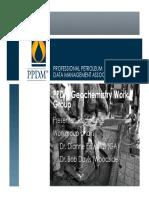 PPDM - Geochemistry