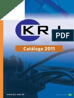 Catalogo Krj Conectores Portugues 2011