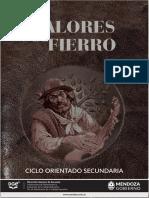 2019-10-08 - Colegio Icei - Lengua y Literatura - Martin-fierro-ciclo-Orientado-secundaria