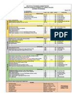 Mba-mscs-phd Cs & Msibf Schedule Evening Cc Fall 2019(1)