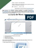 Actividad Ige Ventana Word