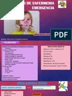 Proceso de Enfermeria Pedriatria