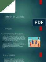 Diapositivas Ed Fisica - Voleyball