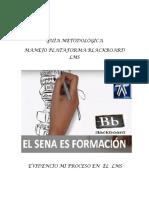 1.Guia Metodologica Uso Black Board- LMS
