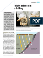 017 Finding the Right Balance in Exploration Drilling