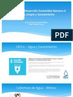 Objetivos de Desarrollo Sostenible Número 6