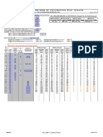 Modified IDOT Pile Length