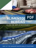 Hach Guia aplicaciones en la industria Food & Beverage
