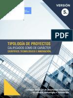 Documento de Tipologias - Version 5 Vf