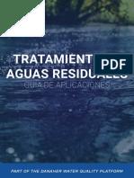 Hach Guia de aplicacion para tratamiento de Agua Residual WasteWater