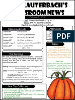 october 7 2019 newsletter