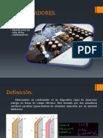 Condensadores Pp