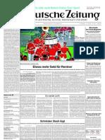 Süddeutsche Zeitung 2010 11 10