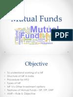 FMI - Module III - Mutual Funds