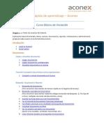 ACX-EnT-02 ACONEX _ Guía Rápida de Aprendizaje