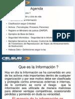 Clasificación De Información