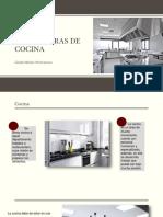 Estructura de La Cocina