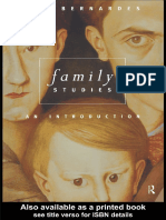 24907.Family Studies an Introduction