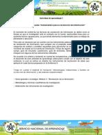 """Propuesta """"Instrumentos Para La Recolección de Información"""""""
