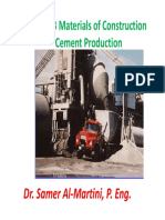 30 Update CIV 313 Cement Production 4